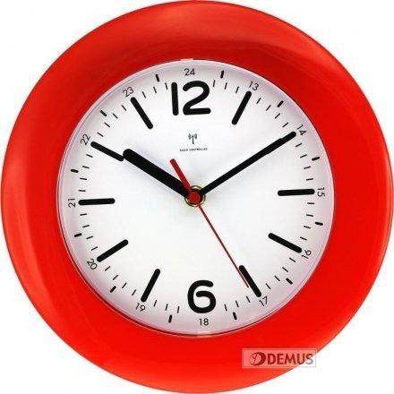 Zegar ścienny, biurkowy z podpórką MPM E01.2953.20