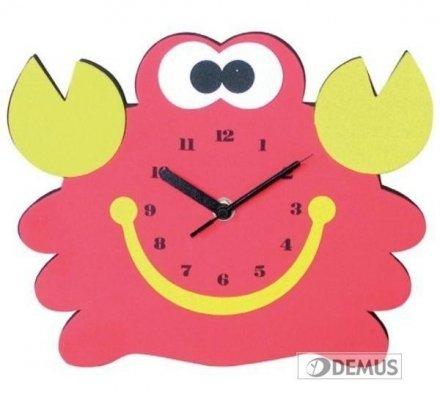 Zegar ścienny dla dzieci JVD LC210