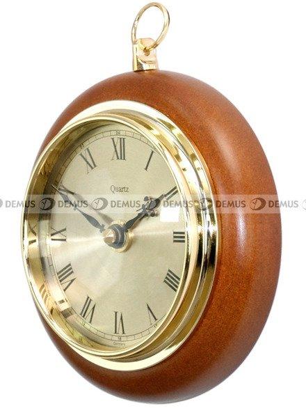 Zegar ścienny drewniany TFA 140-08-CH