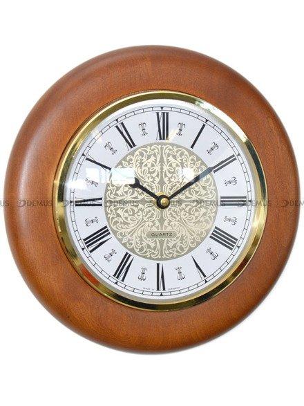 Zegar ścienny drewniany TFA 240-09-BWA2