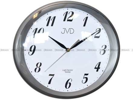 Zegar ścienny z podświetleniem tarczy JVD HP663.8