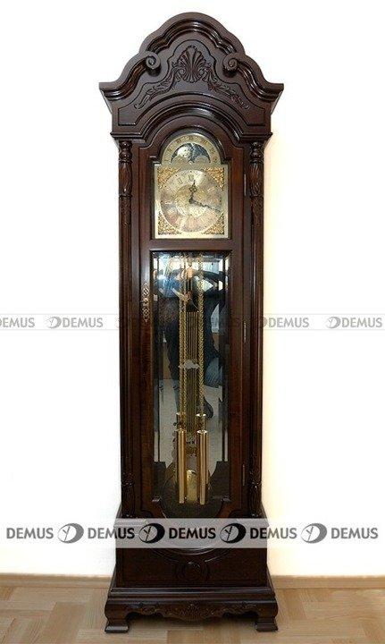 Zegar wagowy stojący Adler 10017-W orzech