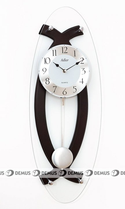 Zegar wiszący kwarcowy 20174-W