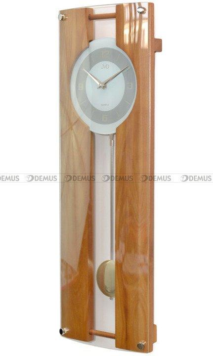 Zegar wiszący kwarcowy z wahadłem N12010.11
