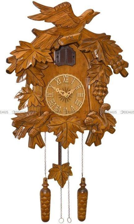 Zegar wiszący z kukułką Adler 24009-OAK