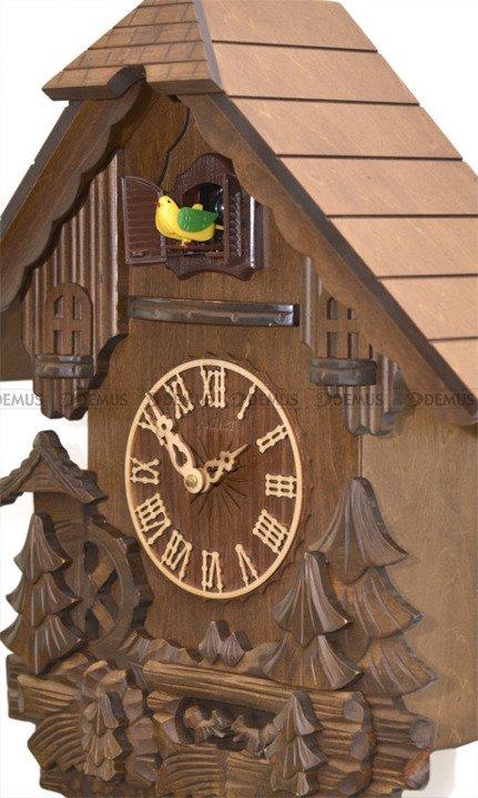 Zegar wiszący z kukułką Adler 24017-W