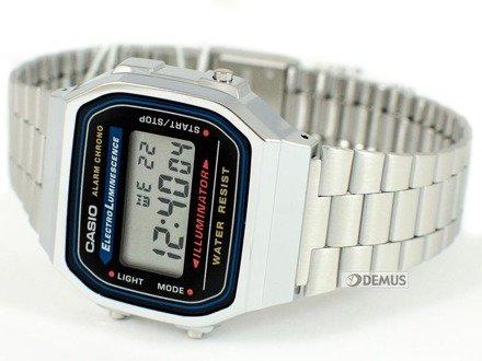 Zegarek CASIO VINTAGE Maxi A168WA-1YES