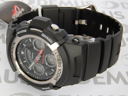 Zegarek G-SHOCK Speed Shifter AW-590 1AER