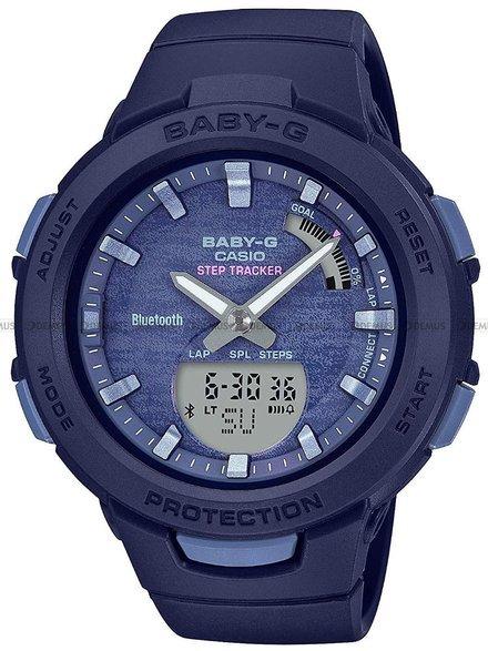 Zegarek Damski Baby-G Bluetooth BSA B100 2AER