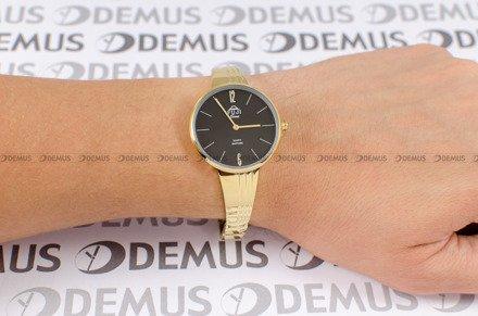 Zegarek Damski FujiTime M7107QG-Black