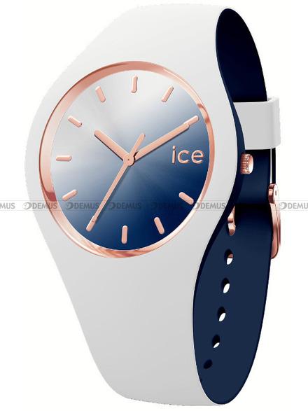 Zegarek Damski Ice-Watch - ICE Duo Chic White Marine 016983 M