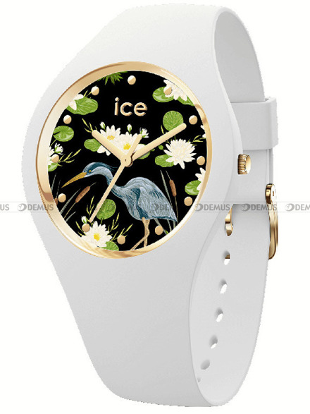 Zegarek Damski Ice-Watch - Ice Flower Waterlily 016666 M