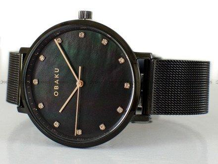Zegarek Damski Obaku V186LXBBMB1