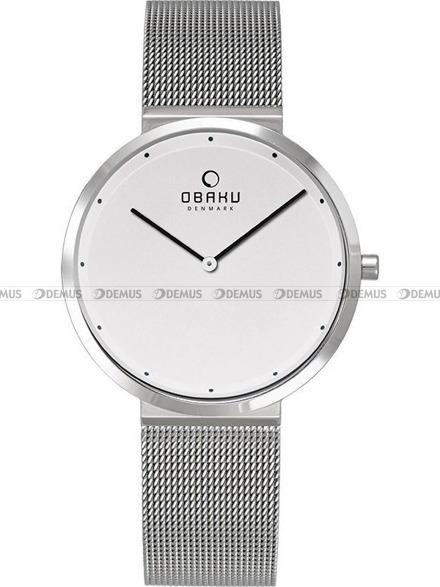 Zegarek Damski Obaku V230LXCWMC