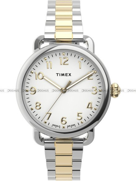 Zegarek Damski Timex Standard TW2U13800