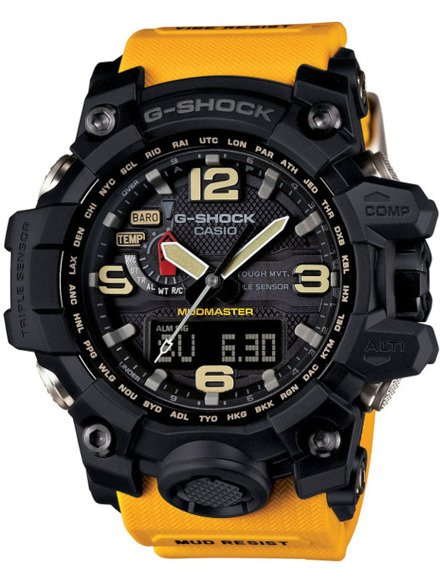 Zegarek G-SHOCK Mudmaster GWG-1000 1A9ER
