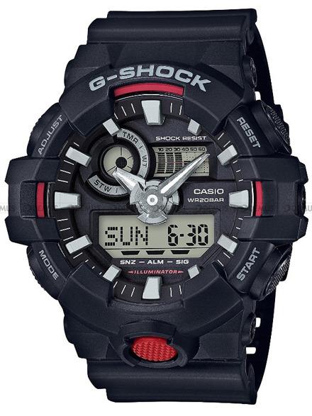 Zegarek G-SHOCK NO COMPLY GA-700 1AER