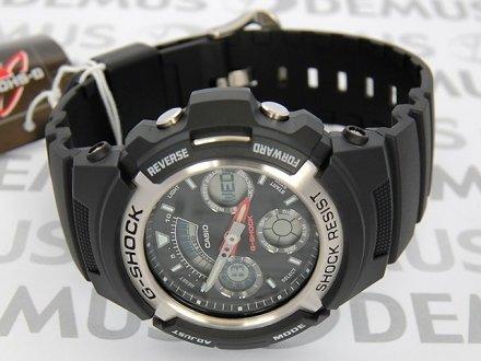 Zegarek G-SHOCK Speed Shifter AW-590 1AER