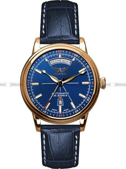 Zegarek Męski Aviator Douglas Day Date V.3.20.2.225.4
