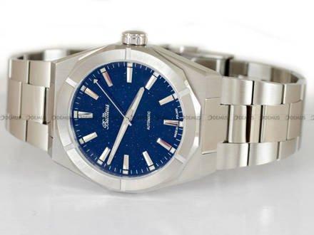 Zegarek Męski Balticus Gwiezdny Pył 40 mm, awenturyn niebieski, bez datownika