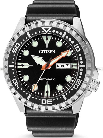Zegarek Męski Citizen Automatic NH8380-15EE