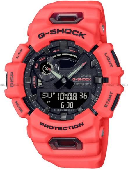 Zegarek Męski G-SHOCK Bluetooth GBA 900 4AER