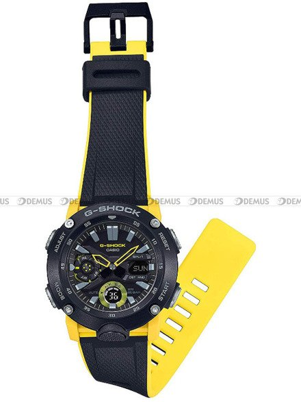 Zegarek Męski G-SHOCK Carbon Core Guard GA 2000 1A9ER