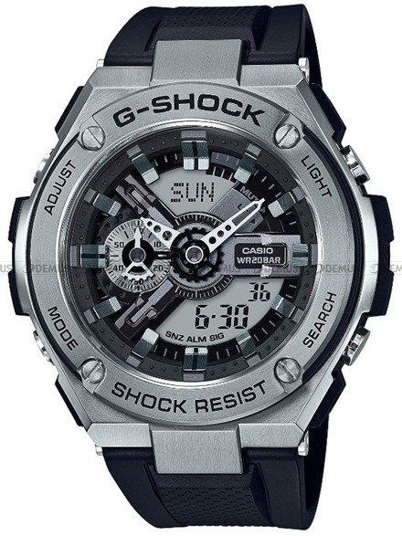 Zegarek Męski G-SHOCK G-STEEL GST 410 1AER