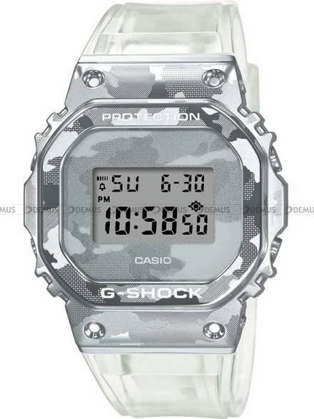 Zegarek Męski G-SHOCK GM 5600SCM 1ER