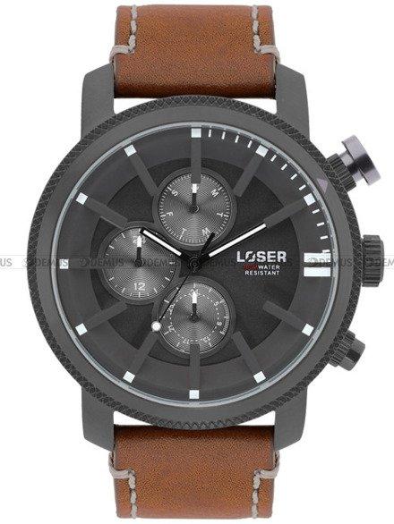 Zegarek Męski Loser Legacy Brown Shade LOS-L0213.2