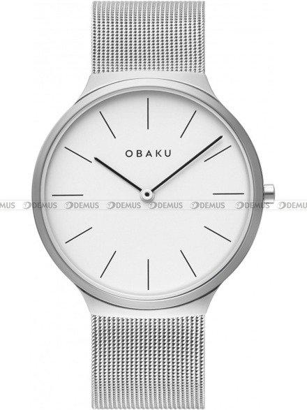 Zegarek Męski Obaku V240GXCWMC