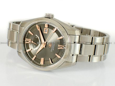 Zegarek Męski Orient Star WZ0011AF