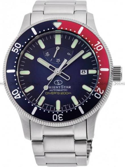 Zegarek Męski OrientStar Diver RE-AU0306L00B