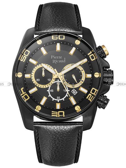 Zegarek Męski Pierre Ricaud P60018.B214CH