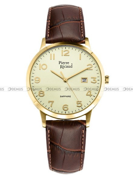Zegarek Męski Pierre Ricaud P91022.1B21Q