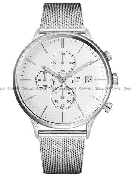 Zegarek Męski Pierre Ricaud P97206.5113CH