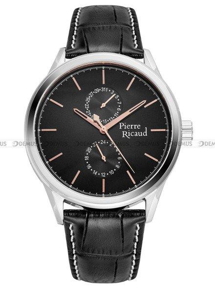 Zegarek Męski Pierre Ricaud P97244.52R4QF