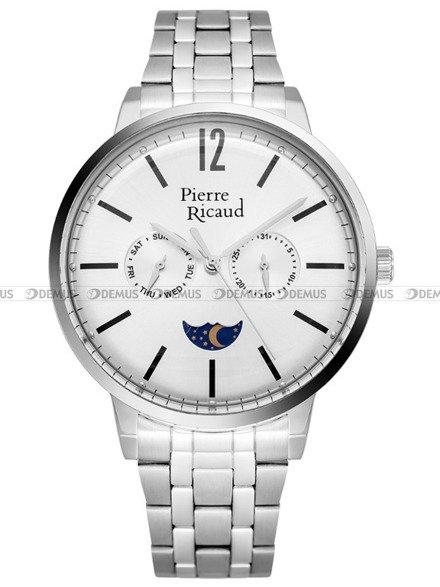 Zegarek Męski Pierre Ricaud P97246.5153QF