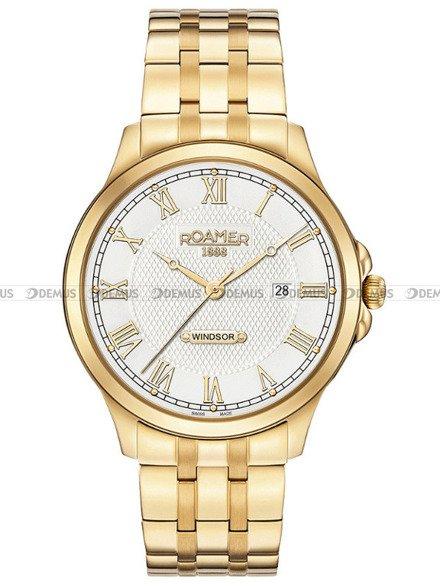Zegarek Męski Roamer Windsor 706856 48 12 70