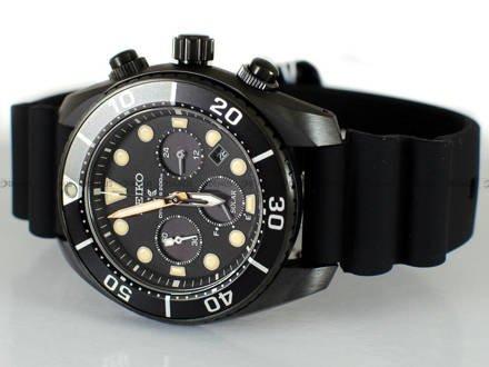 Zegarek Męski Seiko Prospex Black Series Limited Edition SSC761J1