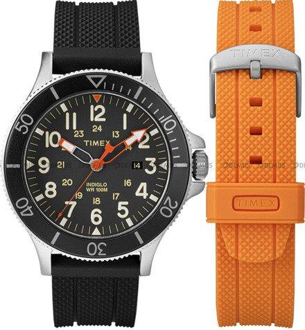 Zegarek Męski Timex Allied Coastline TWG017900 - Dodatkowy pasek w zestawie
