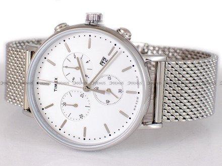 Zegarek Męski Timex Fairfield Chronograph TW2R27100