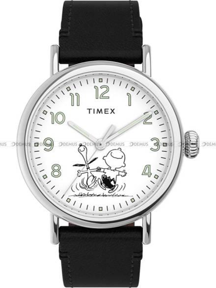 Zegarek Męski Timex Standard x Peanuts 70th Anniversary TW2U71100