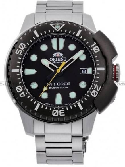 Zegarek Męski automatyczny Orient M-Force RA-AC0L01B00B