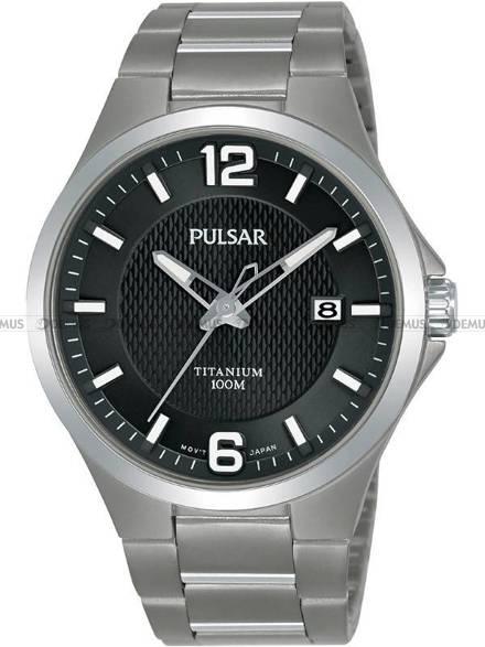 Zegarek Męski tytanowy Pulsar PS9613X1
