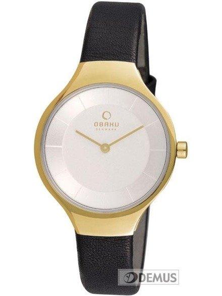 Zegarek Obaku V166LXGIRB