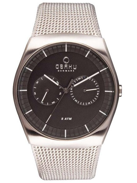 Zegarek Obaku V176GMCBMC