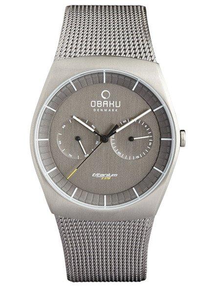 Zegarek Obaku V176GMTJMJ