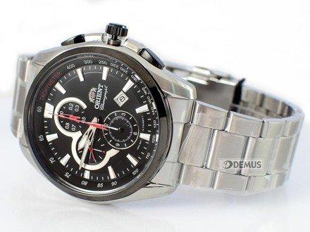 Zegarek Orient Chronograph FTT13001B0