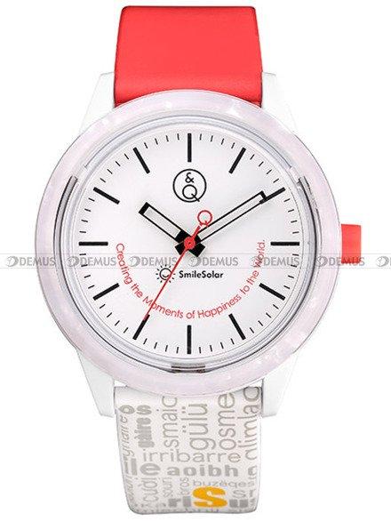 Zegarek Q&Q Smile RP24J001Y RP24-001 - Limitowana edycja